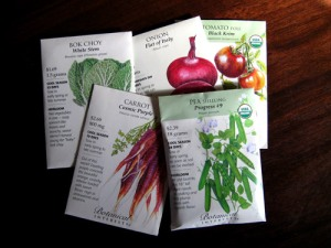 Seed Packs